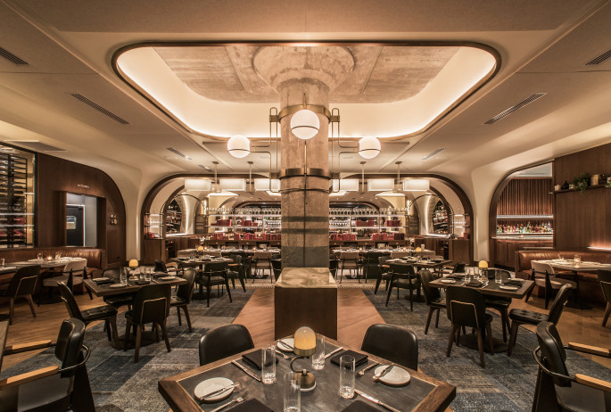 Award-winning interiors for global hospitality spaces.