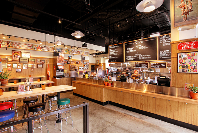 Gotham West Market Food gotham west market | avroko | a design and concept firm