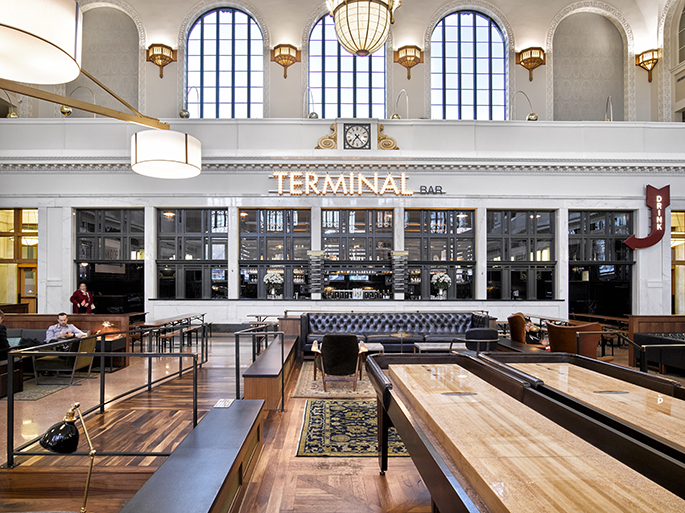 Denver Union Station | AvroKo | A Design and Concept Firm